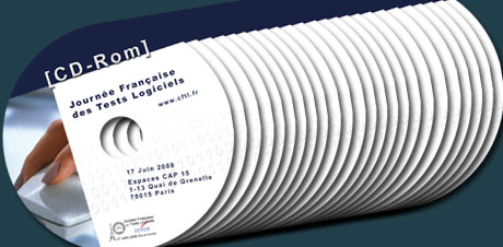 Gravage, duplication et impression de CD pour un salon